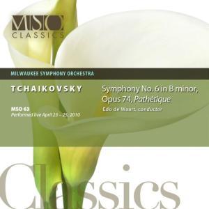 "Edo De Waart的專輯Tchaikovsky: Symphony No. 6 in B Minor, Op. 74, ""Pathétique"""