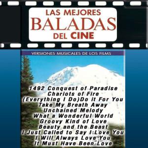 Album Baladas de Cine from 原声大碟