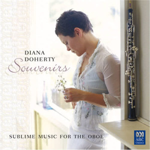 Album Souvenirs: Sublime Music For The Oboe from Sinfonia Australis