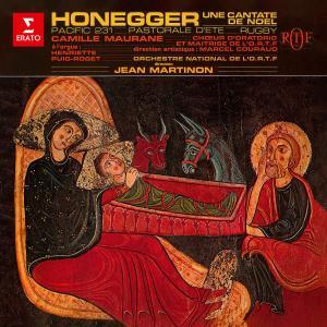 Album Honegger: Une cantate de Noël, Pacific 231, Pastorale d'été & Rugby from Jean Martinon