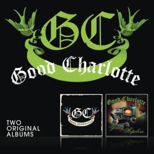 Album Good Charlotte / The Young And The Hopeless (Coffret 2 CD) from Good Charlotte