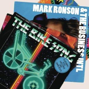 收聽Mark Ronson的The Bike Song (Lil Silver Remix)歌詞歌曲