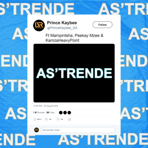 Album As'Trende from Prince Kaybee