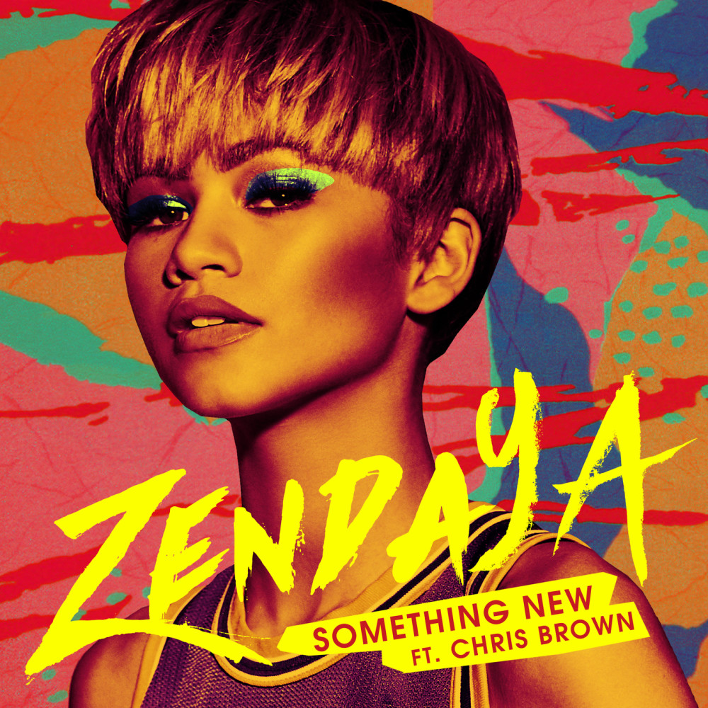 Something New 2016 Zendaya; Chris Brown