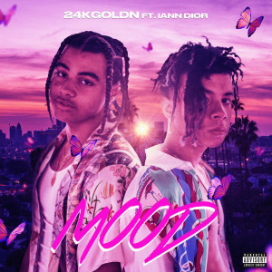 Listen to Mood song with lyrics from 24KGoldn