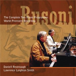 The Busoni Two Piano Programme 2007 Daniell Revenaugh