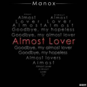Album Almost Lover from Manox