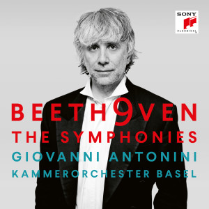 Album Beethoven: The 9 Symphonies from Kammerorchester Basel