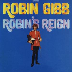 Album Robin's Reign from Robin Gibb