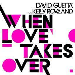 David Guetta的專輯When Love Takes Over