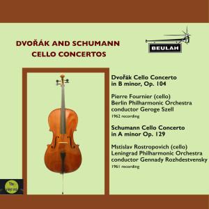 皮埃爾·富尼埃的專輯Dvořák and Schumann Cello Concertos