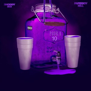Album Pour a 10 (Explicit) from Paperboy Rell