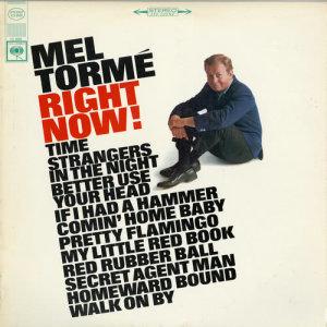 Mel Tormé的專輯Right Now!