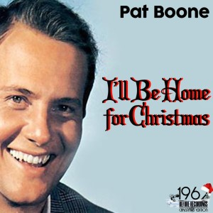 Pat Boone的專輯I'll Be Home for Christmas