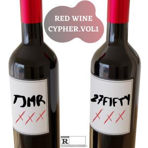 Album Red Wine Cypher Vol. 1 (Explicit) from DZ