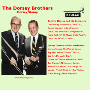 Album The Dorsey Brothers: Dorsey Stomp from Jimmy Dorsey