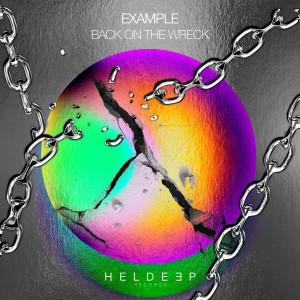 Album Back On The Wreck from Example