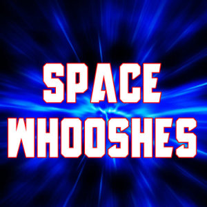 Sound Ideas的專輯Space Whooshes Sound Effects