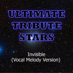 Ultimate Tribute Stars的專輯Skylar Grey - Invisible (Vocal Melody Version)