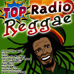 Album Top Radio Reggae from The Jamaican Reggae Stars