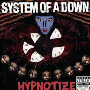 Album Hypnotize from System of A Down