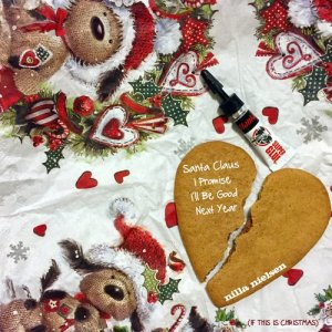 Album Santa Claus I Promise I´ll Be Good Next Year from Nilla Nielsen