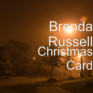 Album Christmas Card from Brenda Russell
