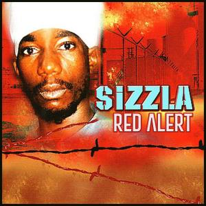 Album Red Alert from Sizzla
