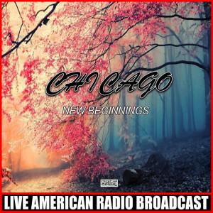 Chicago的專輯New Beginnings (Live)