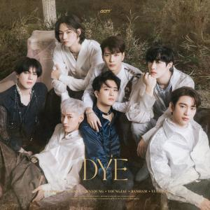 Album DYE from GOT7