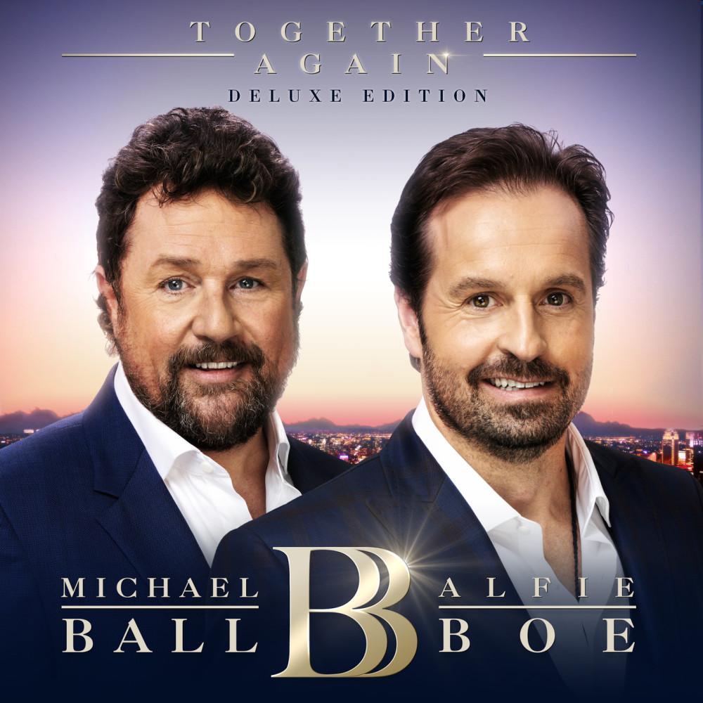You're The Voice 2017 Michael Ball; Alfie Boe