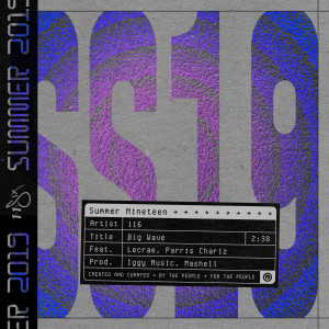 Album Big Wave from 116