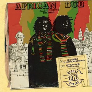 Album African Dub All-Mighty Chapter 3 from Joe Gibbs & The Professionals