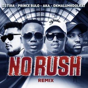 Listen to No Rush Remix song with lyrics from Okmalumkoolkat
