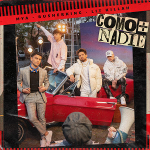 Album Como + Nadie from MYA