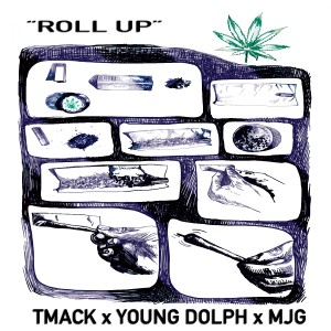 Album Roll Up - Single (Explicit) from MJG
