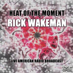 Album Heat of the Moment from Rick Wakeman