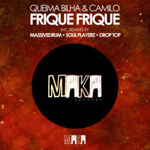Album Frique Frique (Remixes) from Queima Bilha
