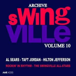Taft Jordan的專輯Swingville Volume 10: The Swingville All Stars Rockin' in Rhythm