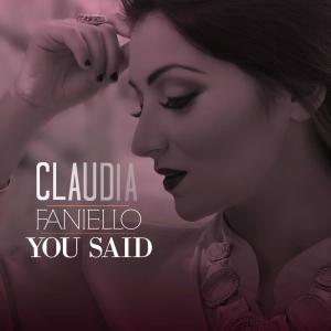 Album You Said from Claudia Faniello