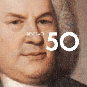 Various Artists的專輯50 Best Bach