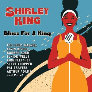 Album Blues for a King from Shirley King