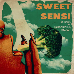 Album Sweet Sensi from Nairobi Horns Project