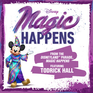 Album Magic Happens from Todrick Hall
