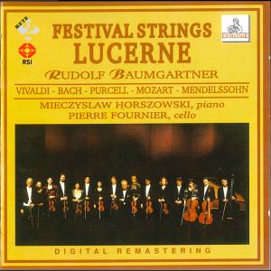 皮埃爾·富尼埃的專輯Festival Strings Lucerne - Rudolf Baumgartner