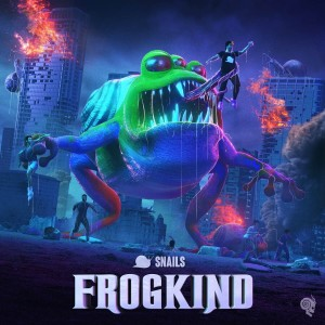 Album FROGKIND from Snails