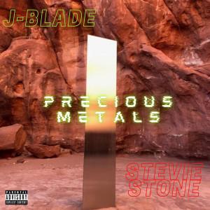 Album Precious Metals from J-Blade