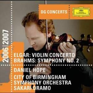City of Birmingham Symphony Orchestra的專輯Elgar: Violin Concerto in B minor / Brahms: Symphony No. 2 /  Wagner: Overture Tannhauser