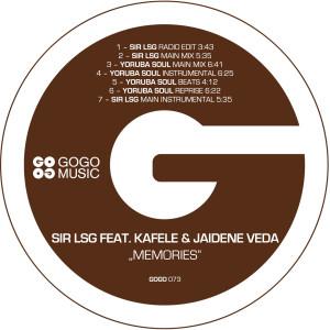 Album Memories from Jaidene Veda