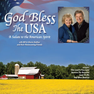 Album God Bless The USA from Bill & Gloria Gaither